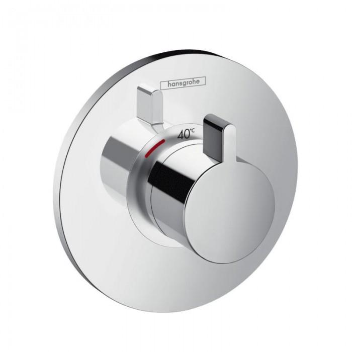 Термостат для душа Hansgrohe Ecostat S Highflow 15756000 в интернет-магазине «Estet Room»