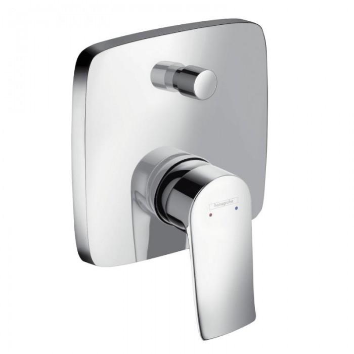 Смеситель для ванны Hansgrohe Metris 31454000 в интернет-магазине «Estet Room»