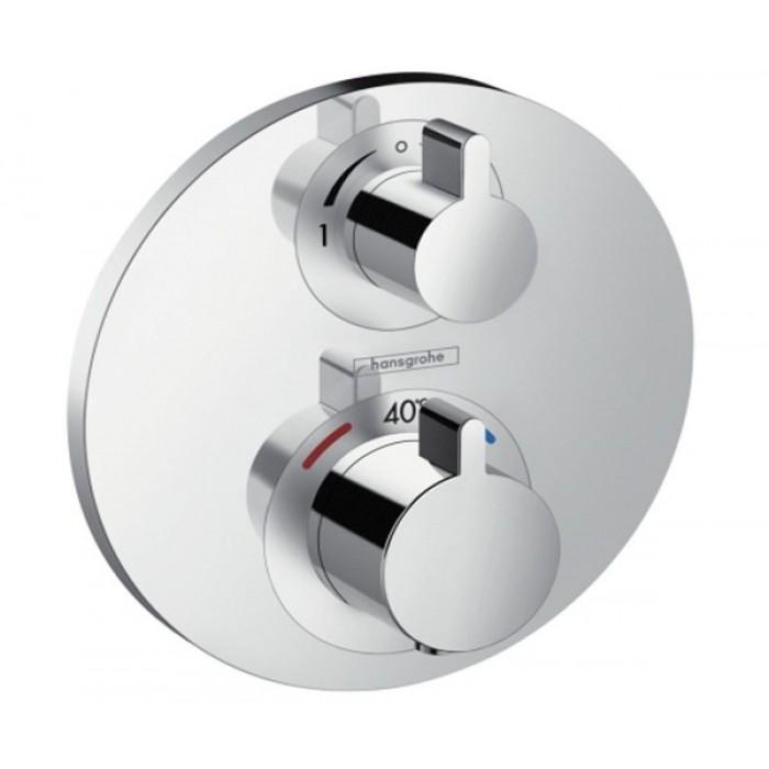 Термостат для душа Hansgrohe Ecostat S 15758000 в интернет-магазине «Estet Room»