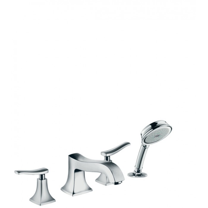 Смеситель для ванны Hansgrohe Metris Classic 31314000 в интернет-магазине «Estet Room»