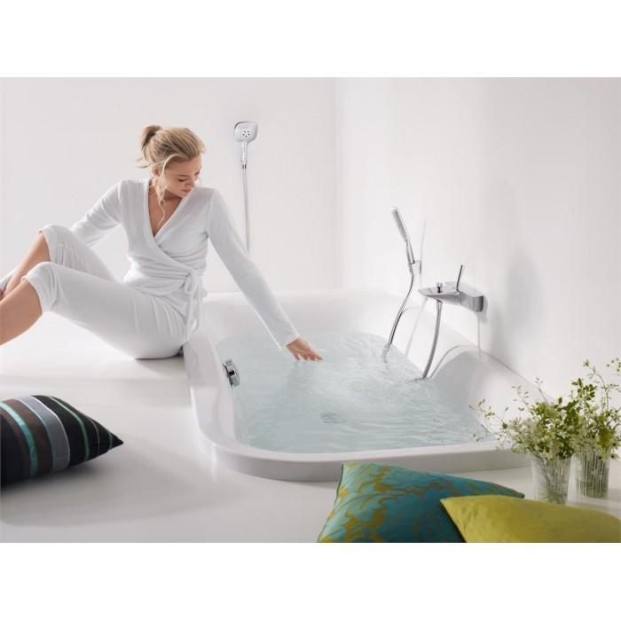Смеситель для ванны Hansgrohe PuraVida 15472000 в интернет-магазине «Estet Room»