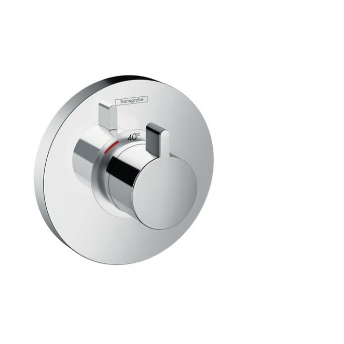 Термостат для душа Hansgrohe ShowerSelect S Highflow 15741000 в интернет-магазине «Estet Room»