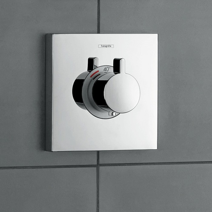 Термостат для душа Hansgrohe ShowerSelect Highfow 15760000 в интернет-магазине «Estet Room»