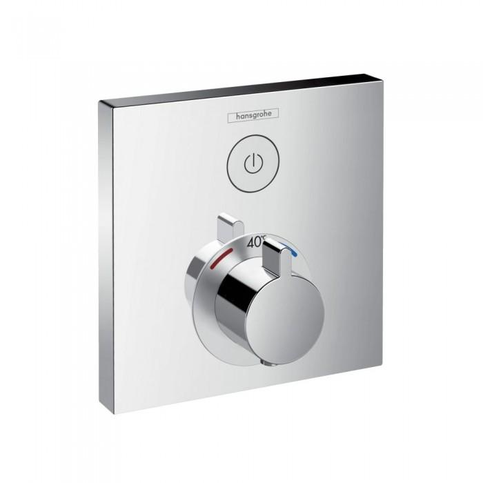 Термостат для душа Hansgrohe ShowerSelect 15762000 в интернет-магазине «Estet Room»