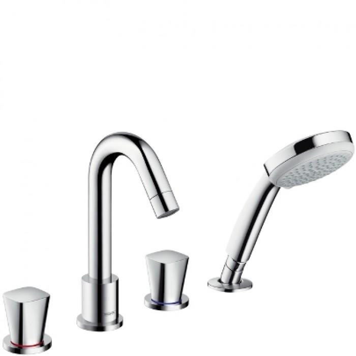 Смеситель для ванны Hansgrohe Logis 71314000 в интернет-магазине «Estet Room»
