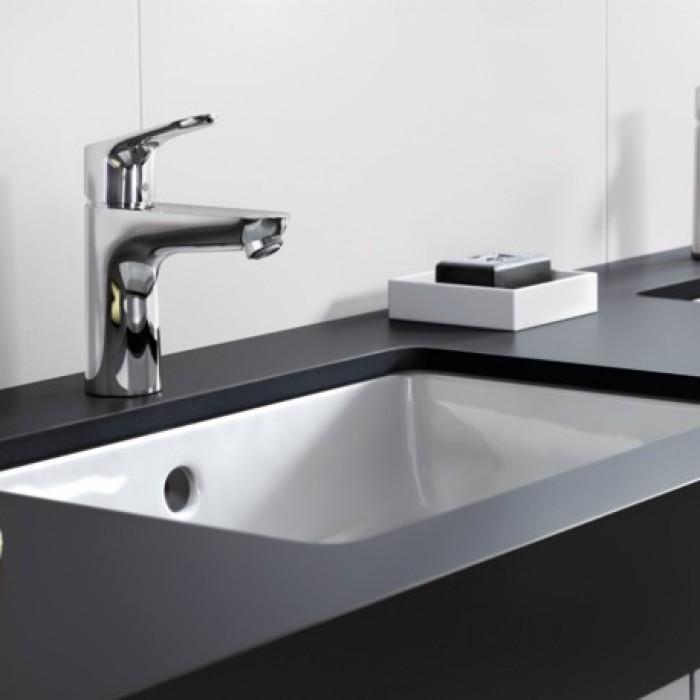 Смеситель для раковины Hansgrohe Focus 100 (31607000) в интернет-магазине «Estet Room»