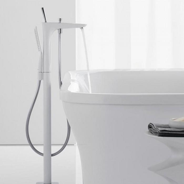Смеситель для ванны Hansgrohe PuraVida 15473400 в интернет-магазине «Estet Room»