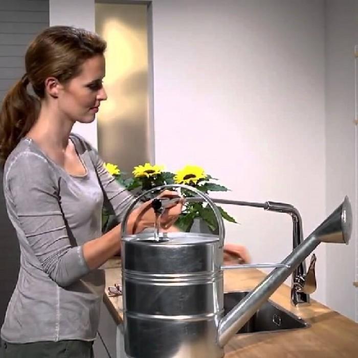 Смеситель для кухни Hansgrohe Metris 14821000 в интернет-магазине «Estet Room»