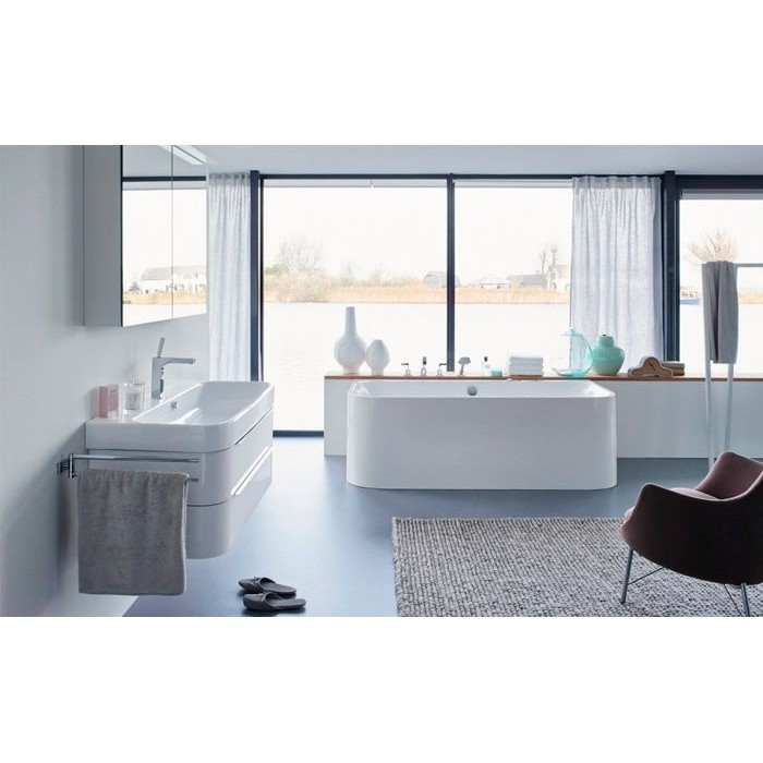 Happy D.2 ванна прямоугольная 160 см 700309000000000 в интернет-магазине «Estet Room»