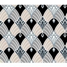 Плитка Vallelunga Sospiri 6000861 NERO/CIPRIA 8×140×121