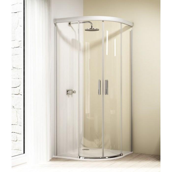 Душевая кабина Huppe Design elegance 8E3036 120x120 в интернет-магазине «Estet Room»