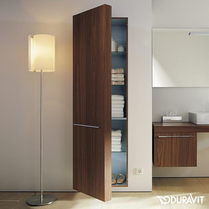Duravit Fogo Высокий шкаф арт.FO9546L1313 в интернет-магазине «Estet Room»