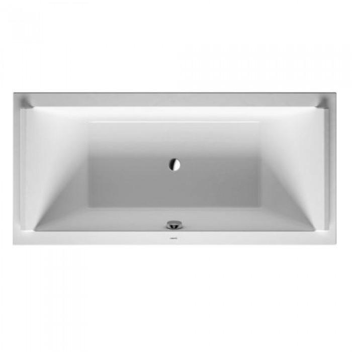 Starck ванна прямоугольная 190 см 700340000000000 в интернет-магазине «Estet Room»