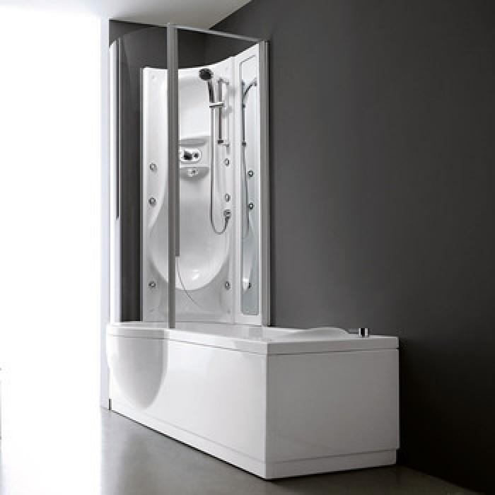 Gruppo Treesse Simona Box Ванна прямоугольная 170x70/85xh213 см в интернет-магазине «Estet Room»