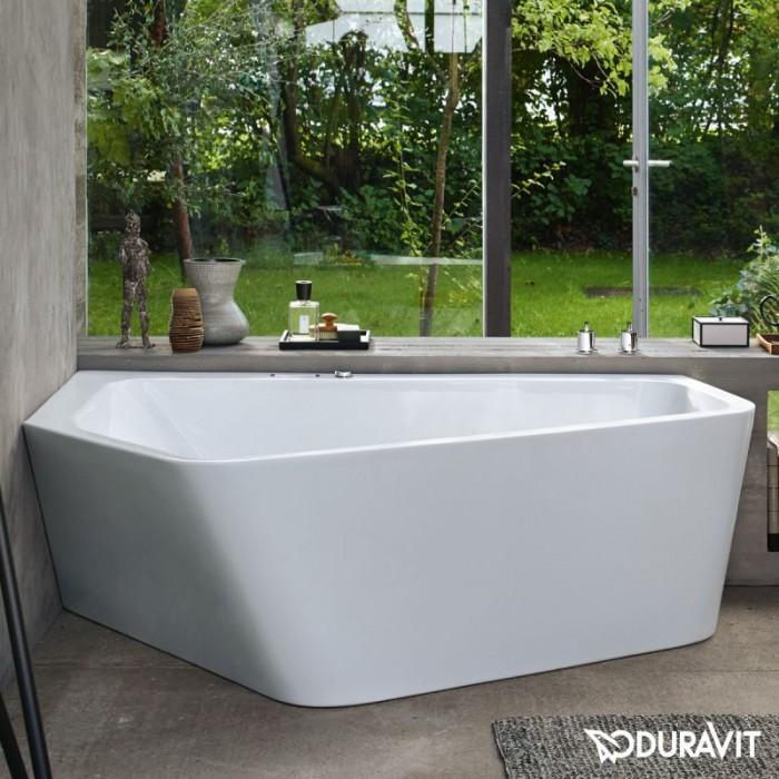 Paiova ванна асимметричная 177 см, левосторонняя 700394000000000 в интернет-магазине «Estet Room»