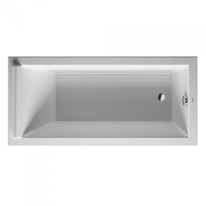 Starck ванна прямоугольная 170 см 700336000000000 в интернет-магазине «Estet Room»