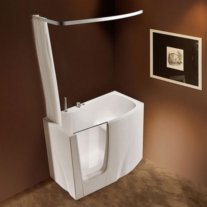 Gruppo Treesse Gen-Y Midi Ванна 120x70xh215 см в интернет-магазине «Estet Room»