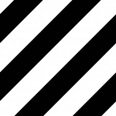 Керамогранит MAYOLICA DISTRICT LINES BLACK 7×200×200