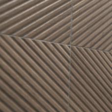 Плитка Saloni Eukalypt FJx643 VECTOR MARRON-CACAO 12×1200×400