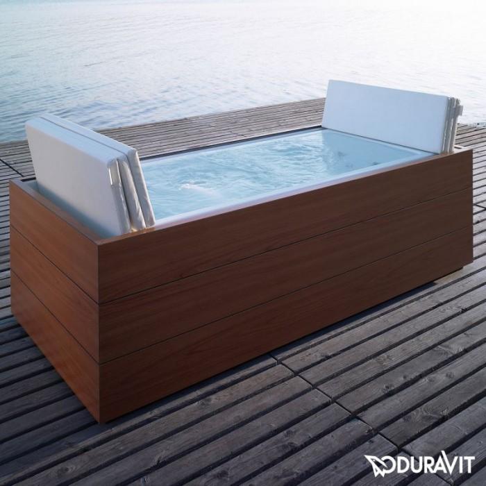Sundeck ванна прямоугольная 205,5 см 700126000000000 в интернет-магазине «Estet Room»