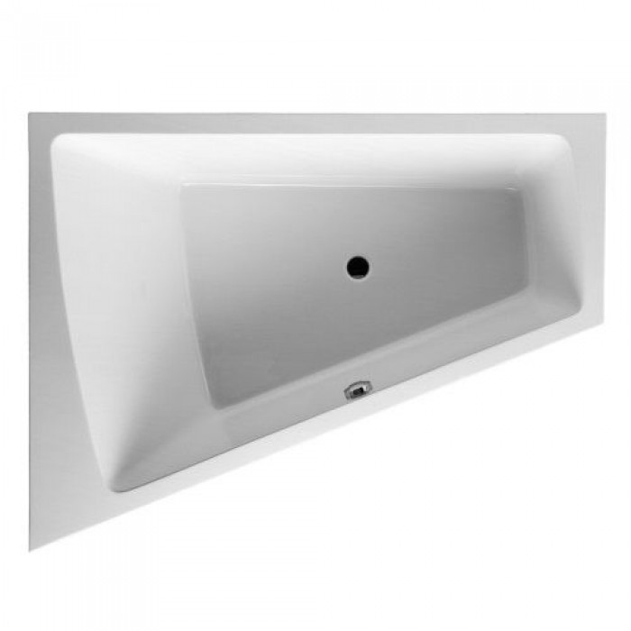 Paiova ванна асимметричная 170 см, левосторонняя 700220000000000 в интернет-магазине «Estet Room»