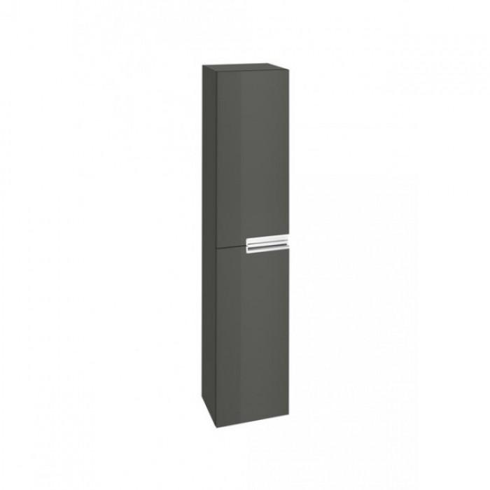 Пенал Roca Victoria - N 856660153 серый антрацит в интернет-магазине «Estet Room»