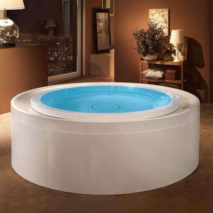 Gruppo Treesse Fusion 200 Ванна в современном стиле 200xh67 см в интернет-магазине «Estet Room»