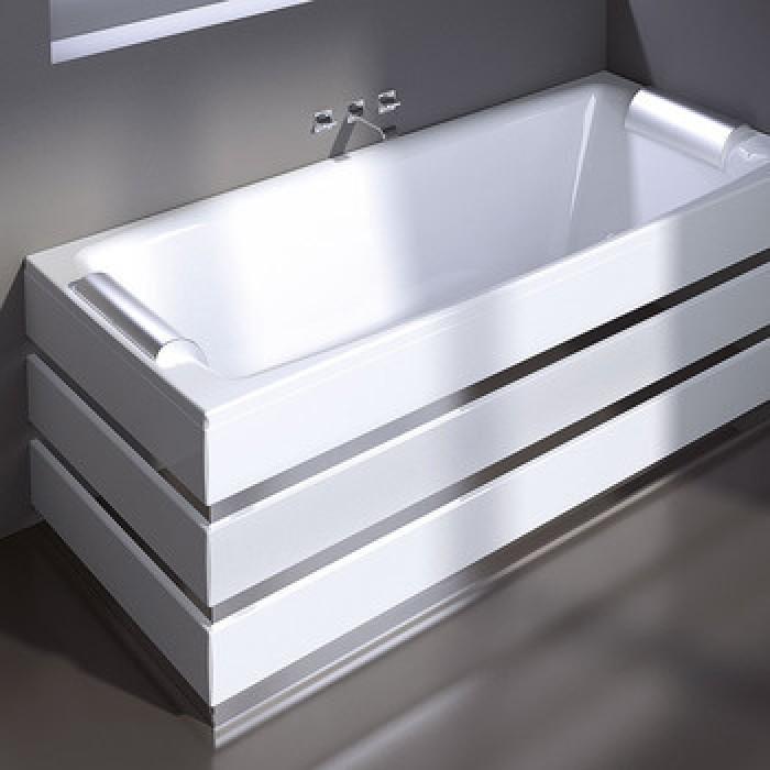 Gruppo Treesse Quadra Line Ванна 180x80x65 см в интернет-магазине «Estet Room»