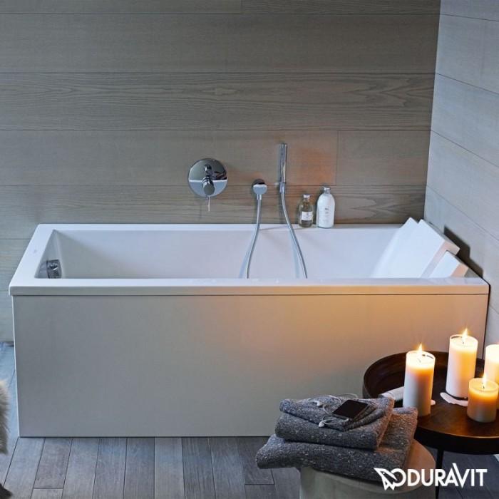 Starck ванна прямоугольная 170 см 700334000000000 в интернет-магазине «Estet Room»