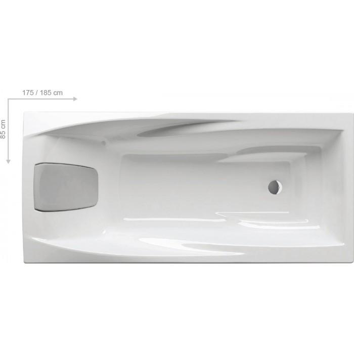 Ванна акриловая Ravak You 175x85 WarmFlow в интернет-магазине «Estet Room»