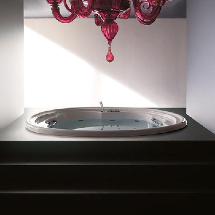 Gruppo Treesse Perla Ванна в современном стиле 182xh65 см в интернет-магазине «Estet Room»