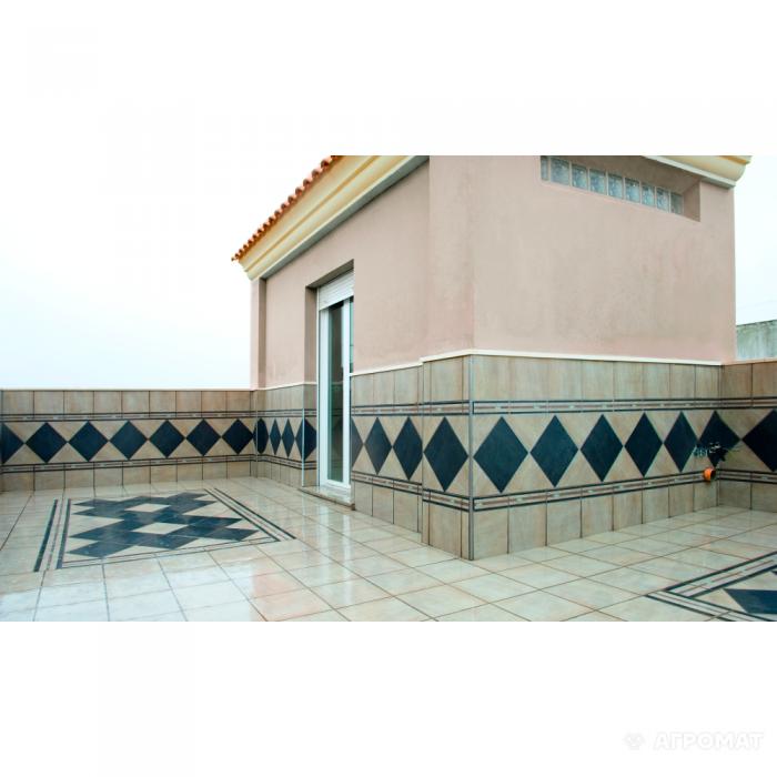 Клинкер EXAGRES Mediterraneo PELD FIOR GRAFITO ступени 12×330×330