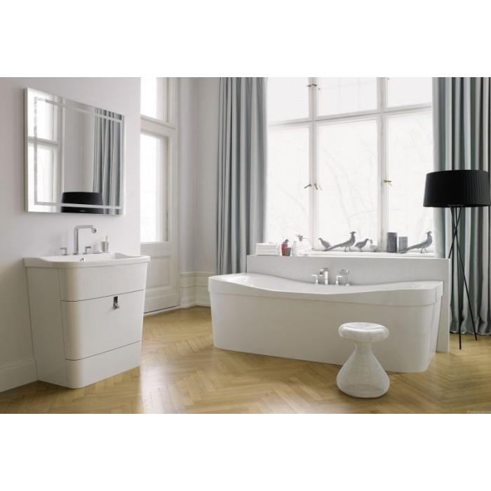 Esplanade ванна асимметричная 210 см 700283000000000 в интернет-магазине «Estet Room»