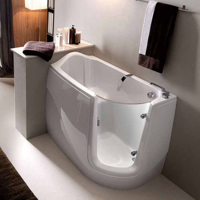 Gruppo Treesse Gen-X Ванна 130x75xh107 см в интернет-магазине «Estet Room»