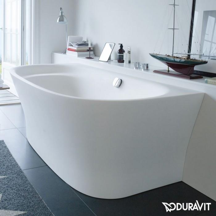 Cape Cod ванна асимметричная 190 см 700364000000000 в интернет-магазине «Estet Room»
