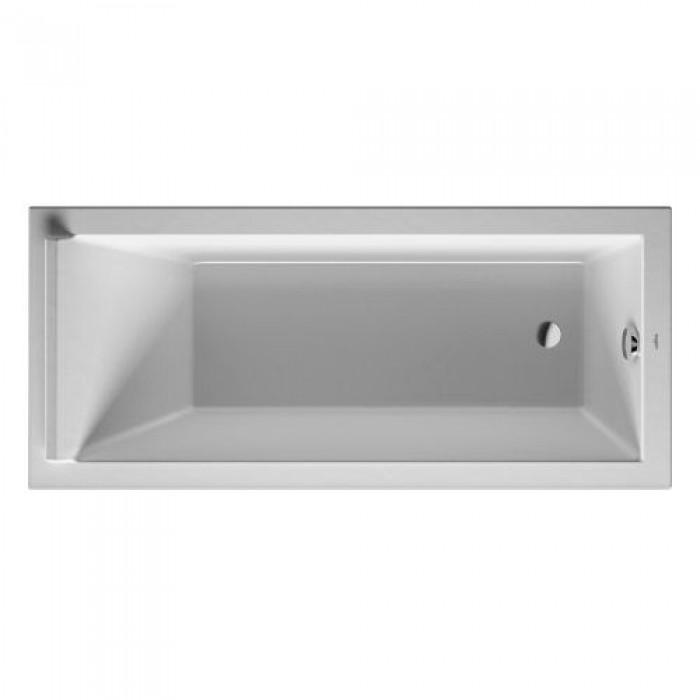 Starck ванна прямоугольная 170 см 700335000000000 в интернет-магазине «Estet Room»