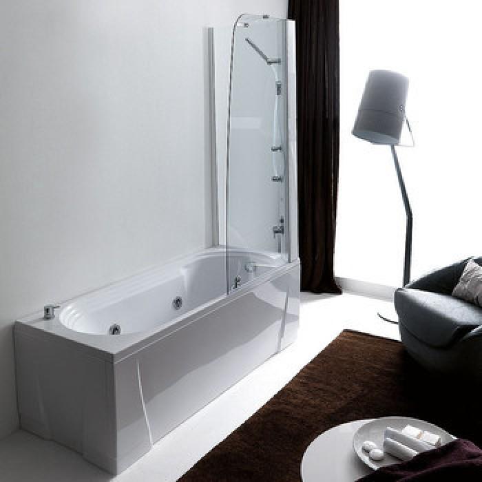 Gruppo Treesse Cristina Box Ванна прямоугольная 160x70xh213 см в интернет-магазине «Estet Room»