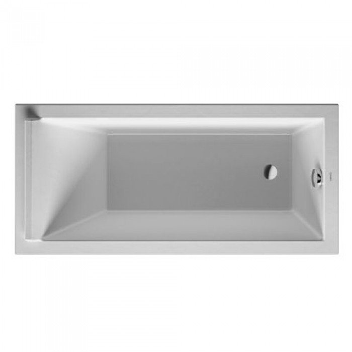 Starck ванна прямоугольная 150 см 700331000000000 в интернет-магазине «Estet Room»