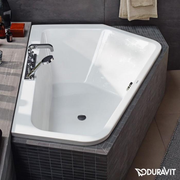 Paiova ванна асимметричная 190 см, правосторонняя 700393000000000 в интернет-магазине «Estet Room»