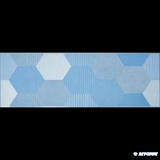 Плитка Keratile Westport DECORADO BARLEY BLUE 9×600×200