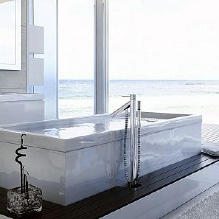 Starck ванна прямоугольная 180 см 700048000000000 в интернет-магазине «Estet Room»
