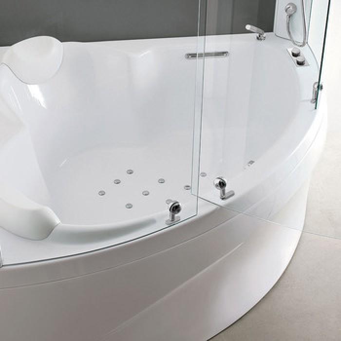 Gruppo Treesse Dafne Box Ванна 150x150xh234 см в интернет-магазине «Estet Room»