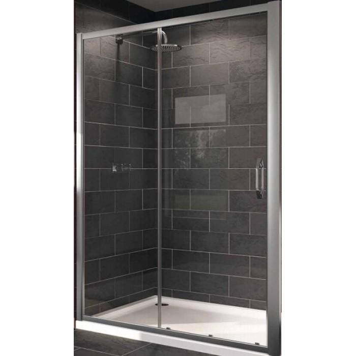 Раздвижная душевая дверь Huppe X1 140402.069.321 в интернет-магазине «Estet Room»