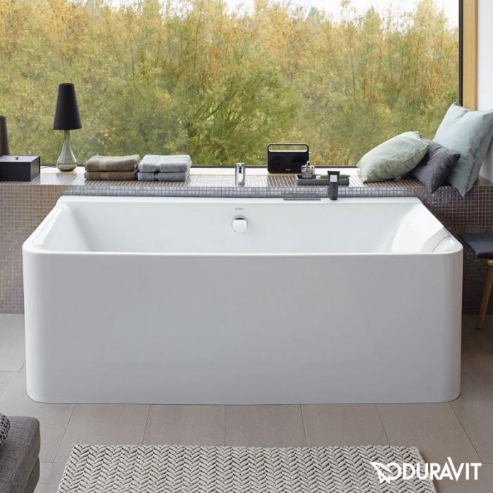 P3 Comforts ванна прямоугольная 180 см 700381000000000 в интернет-магазине «Estet Room»