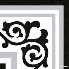 Напольная плитка Vives 1900 GIBERT-3 GRIS декор 8×200×200