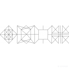 Керамогранит Geotiles Chess PAWN 9×850×220