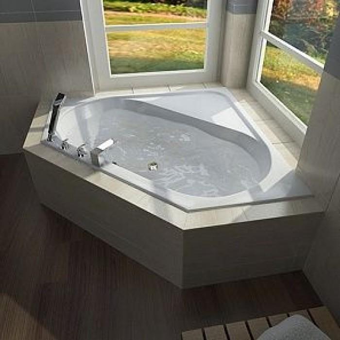 D-Code ванна угловая 140 см 700137000000000 в интернет-магазине «Estet Room»