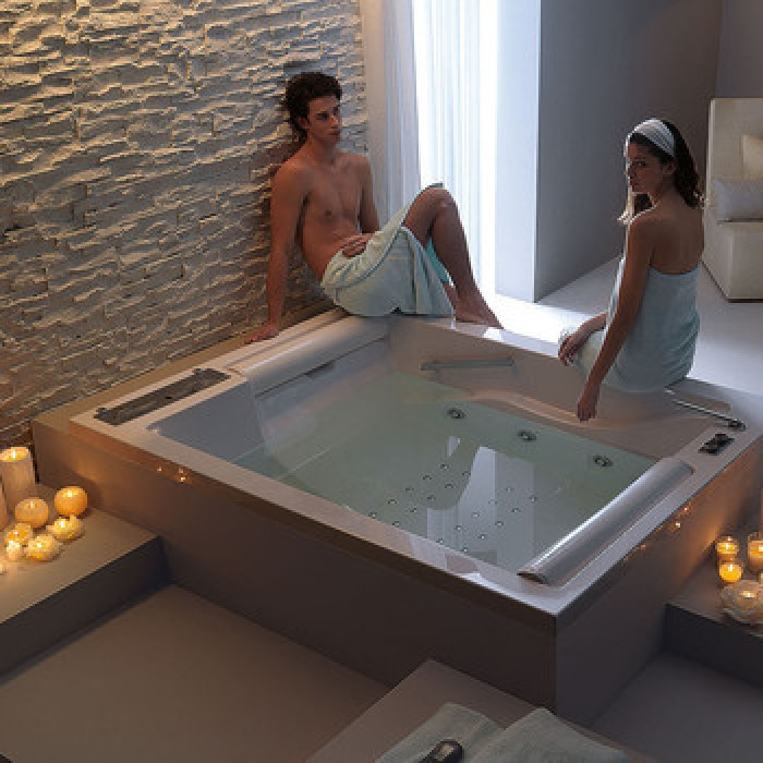Gruppo Treesse BIS mts Ванна 190x150xh64 см в интернет-магазине «Estet Room»