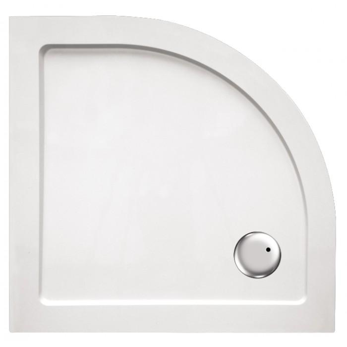 Душевой поддон EGER SMC 1000Х1000 полукруглый 599-1010R в интернет-магазине «Estet Room»
