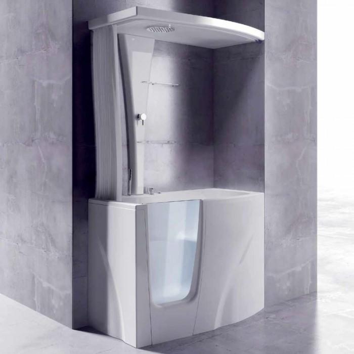 Gruppo Treesse Gen-Y Top Ванна 120x70xh215 см в интернет-магазине «Estet Room»